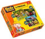 Puzzle Bořek Stavitel 3v1