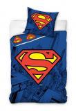 Povlečení Superman znak 140/200 cm
