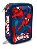 Třípatrový plný penál Spiderman Ultimate