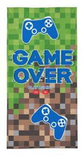 Osuška Game Over 70/140