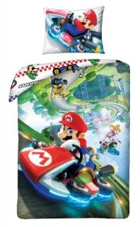 Povlečení Super Mario Kart 140/200