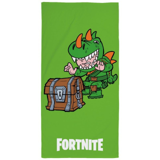 Osuška Fortnite Green 70/140